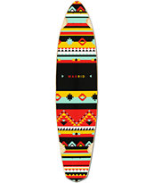 Madrid Dude Africa 39 Pin Tail Longboard Deck