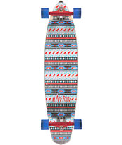 Madrid Dude Native 38.75 Longboard Complete