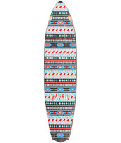 "Madrid Native 38.75"" Longboard Deck"