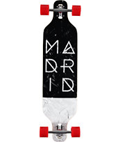"Madrid Plastic Dream 38.5"" Drop Through Longboard Complete"