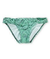 Malibu Warrior Dance Tab Side Bikini Bottom