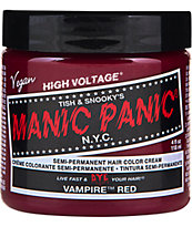 Manic Panic High Voltage Vampire Red Hair Color