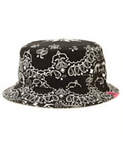 Married To The Mob Bandana Bucket Hat