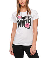 Married To The Mob Flower Girl T-Shirt