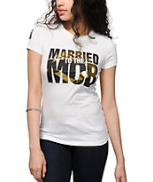 Married To The Mob Kiss Of Death T-Shirt