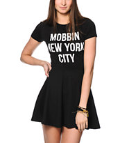 Married To The Mob Mobbin NYC T-Shirt