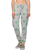 Married To The Mob Need for Weed Jogger Pants