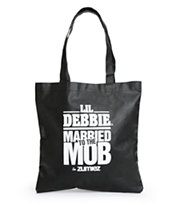 Married To The Mob x Lil Debbie Tote Bag