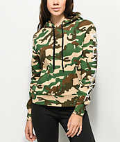 Married To The Mob x Penthouse Logo Camo Hoodie