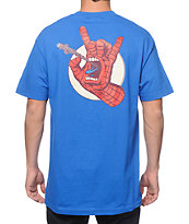 Marvel x Santa Cruz Spiderman Hand T-Shirt