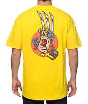 Marvel x Santa Cruz Wolverine Hand T-Shirt