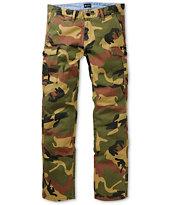 Matix Camo Cargo Slim Pants