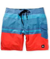 Matix Endeavour Blue & Red 20 Board Shorts