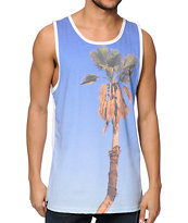 Matix Get Bent White Sublimated Tank Top
