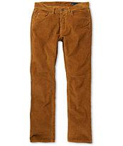 Matix Gripper Acorn Corduroy Slim Pants