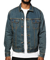 Matix Gripper Denim Jacket
