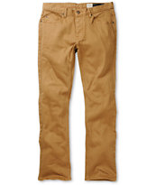 Matix Gripper Khaki Slim Fit Jeans