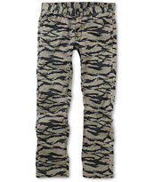 Matix Gripper Tiger Camo Twill Slim Pants