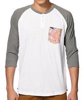 Matix Jameson Henley Baseball Pocket T-Shirt