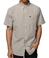 Matix King Gingham Button Up Shirt