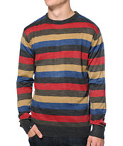 Matix MJ Classic Black Striped Sweater