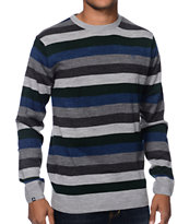 Matix MJ Classic Blue Stripe Sweater