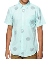 Matix Mod Dot Button Up Shirt