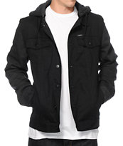 Matix Torrent Canvas Hooded Jacket
