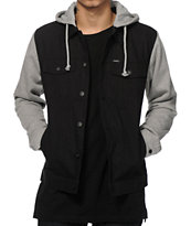Matix Trucker Hooded Jacket
