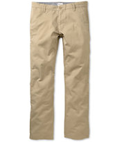 Matix Welder Khaki Chino Regular Fit Pants