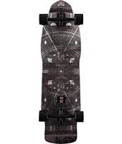 "Mercer Darkness 36"" Downhill Longboard Complete"