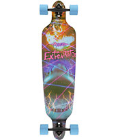 "Mercer Exterminator Drop Through 39.25"" Longboard Complete"