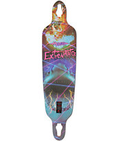 "Mercer Exterminator Drop Through 39.25"" Longboard Deck"