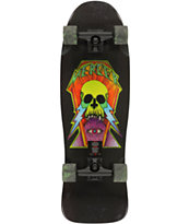 Mercer Ghoul Old School 31.25 Cruiser Complete Skateboard