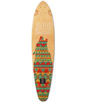 Mercer Lone Wolf 37.5 Pin Tail Longboard Deck