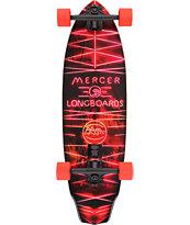 Mercer Neon Coast 32 Cruiser Complete Skateboard