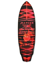 Mercer Neon Coast 32 Cruiser Skateboard Deck