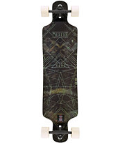 Mercer Shadow 39.25 Drop Through Longboard Complete