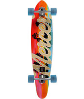 "Mercer Sup Beaches 38.25"" Pintail Longboard Complete"