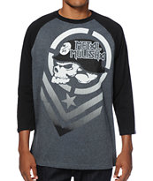 Metal Mulisha Bland Baseball T-Shirt