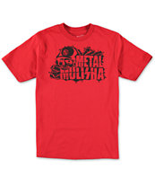 Metal Mulisha Boys Dead Zone Tee Shirt