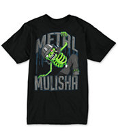 Metal Mulisha Boys Hop Fences Black Tee Shirt