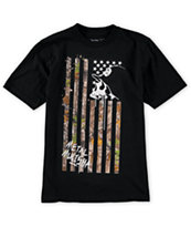 Metal Mulisha Boys Lost Flag T-Shirt