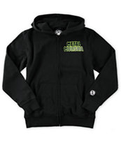 Metal Mulisha Boys Tag Zip Up Hoodie