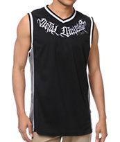 Metal Mulisha Callus Black & Charcoal Mesh Tank Top