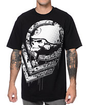 Metal Mulisha Chevster Black Tee Shirt