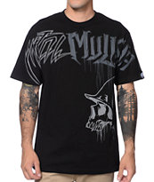 Metal Mulisha Clarify Black Tee Shirt