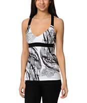 Metal Mulisha Enamour White Tank Top