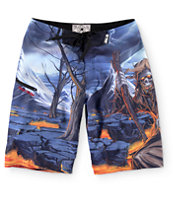 Metal Mulisha Executioner 23 Board Shorts