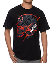 Metal Mulisha Expand Black & Red T-Shirt